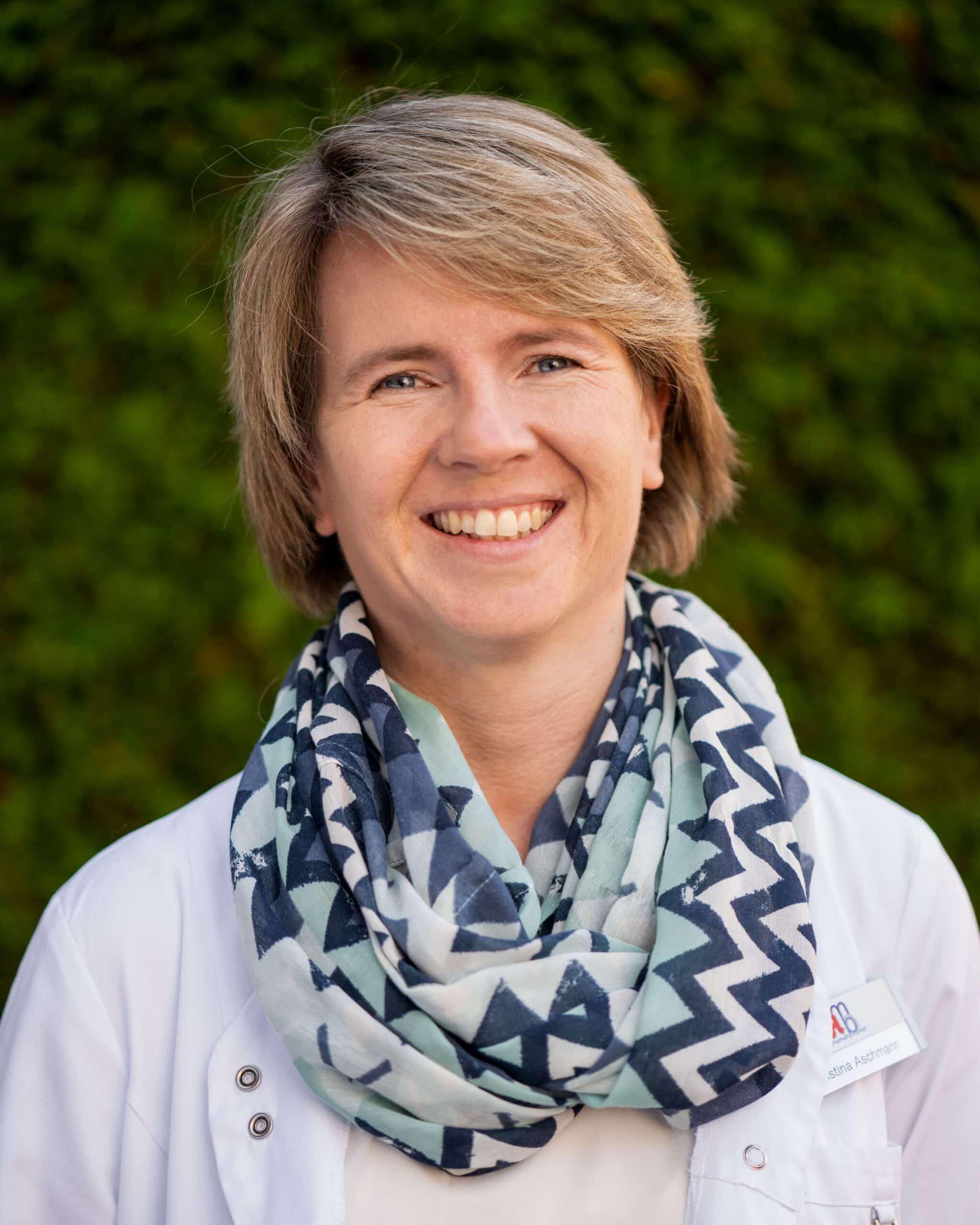 Frau Christina Aschmann (PTA)