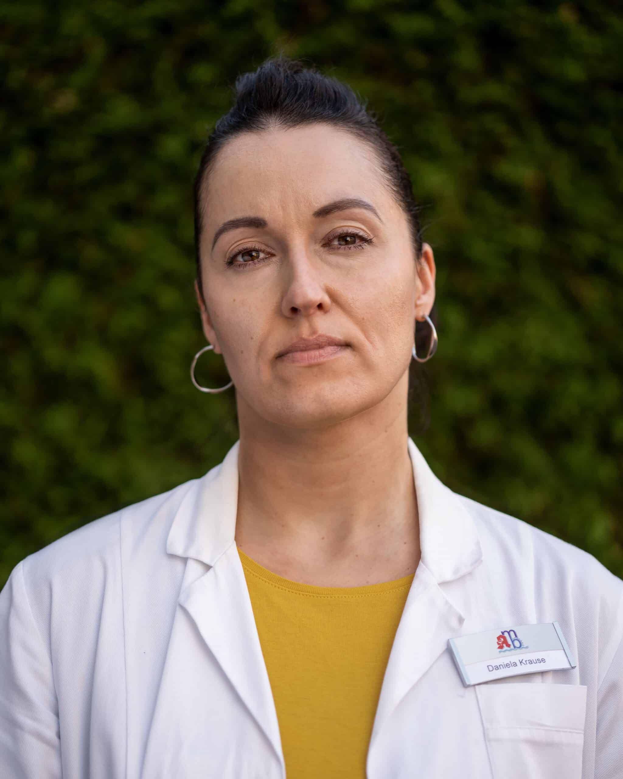 Frau Daniela Krause (PTA)